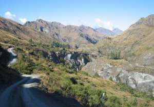 Skippers Canyon Road: Most Dangerous Driving Roads