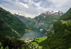 Fjordland : An Awe-Inspiring Natural Wonder in Norway