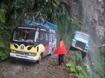Top 10 Most Dangerous And Scariest Places To Drive In The World