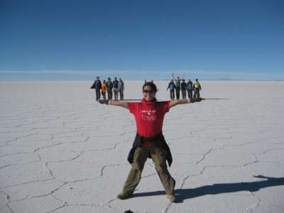 Salar De Uyuni - The Largest Salt Flat in the World