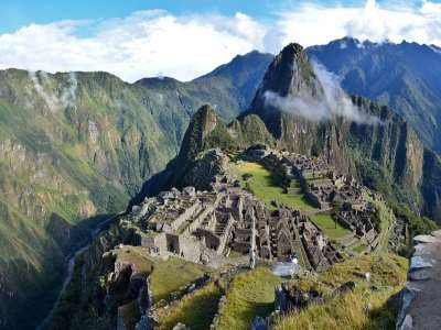Machu Picchu, Peru : The Lost City of the Incas