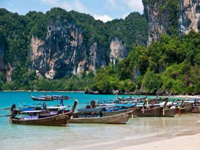 5 of the Most Popular Beaches in Thailand