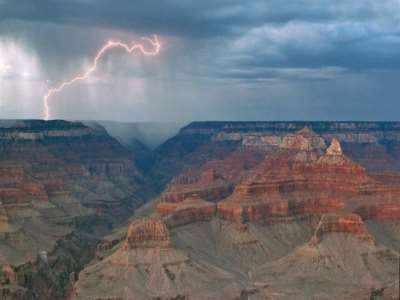 The Grand Canyon National Park : Tourist Guide
