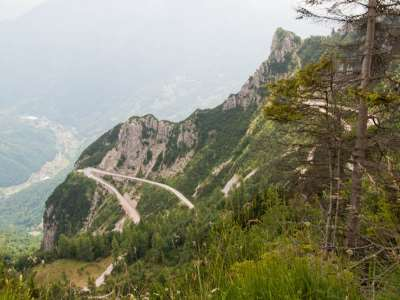 Strada delle 52 Gallerie: Most Dangerous Driving Roads