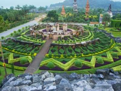 Top 5 Botanical Gardens in the World