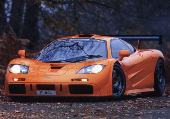 10 of the Best Supercars Ever Made