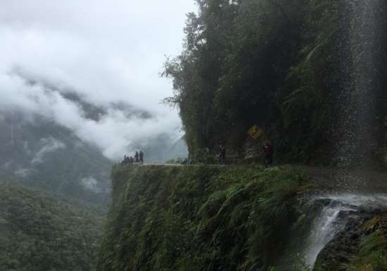 North Yungas Road: Most Dangerous Driving Roads
