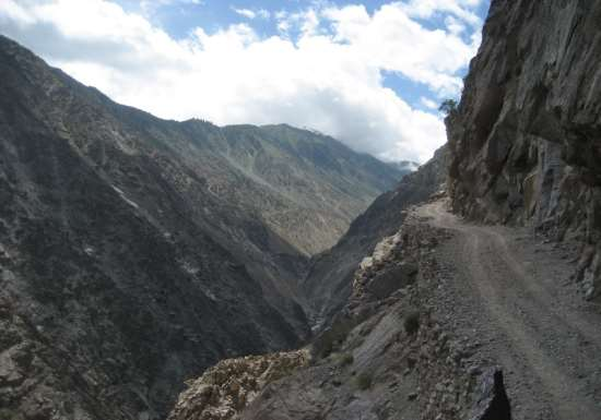 Fairy Meadows Road: Most Dangerous Driving Roads