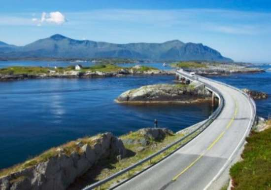 Top 10 Road Trips in Europe