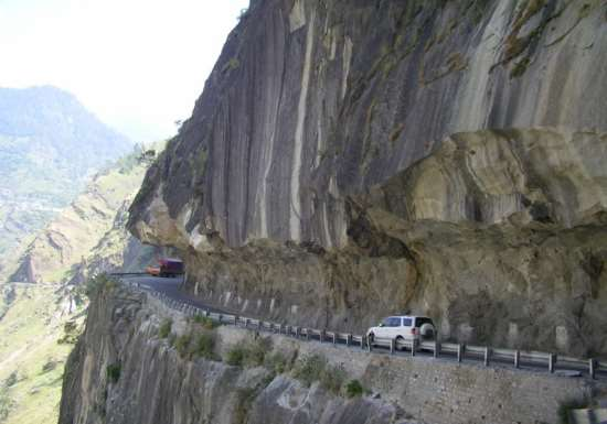 Himalayan Roads: Most Dangerous Driving Roads
