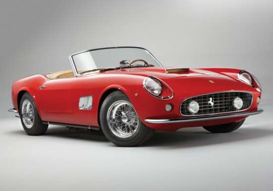 10 of the Rarest Classic Cars