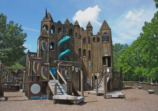 10 of the Coolest Playgrounds for Children around the World
