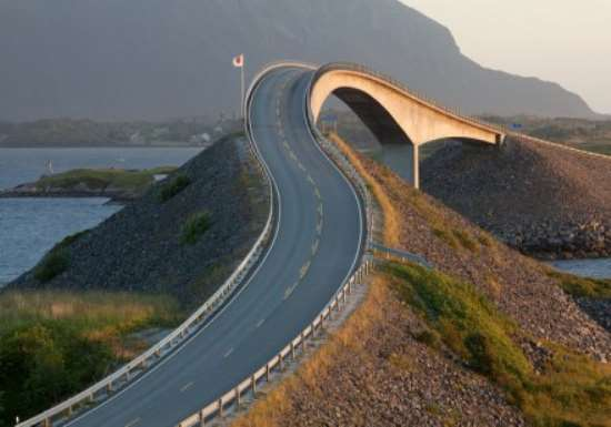 The Atlantic Road, Norway: An Adrenaline-Pumping Experience