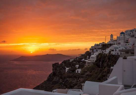 10 of the World's Most Romantic Sunsets