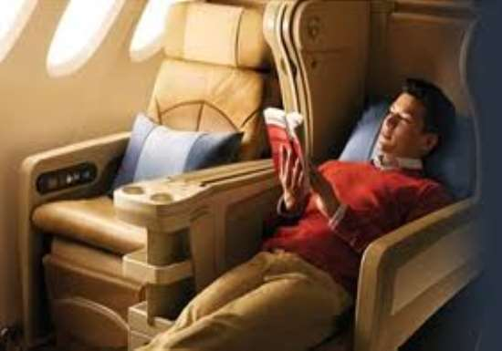 How To Get A Free Upgrade To First Class On Your Flight