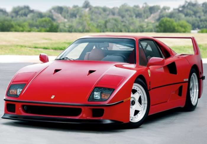 10 of the Best Supercars of the 80's