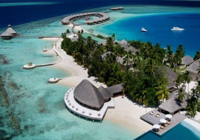 10 of the Best Hotels in the Maldives