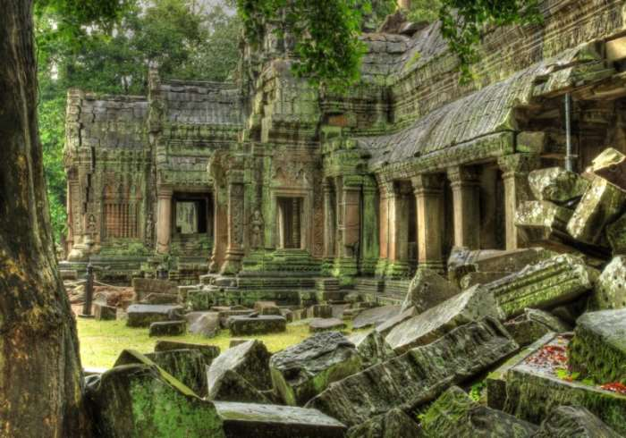 Angkor Wat, Cambodia - Tourist Guide