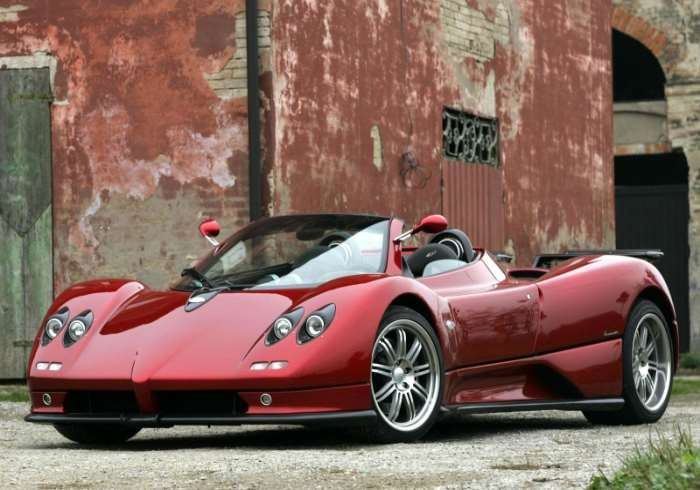 10 of the Best Supercars of the 00's