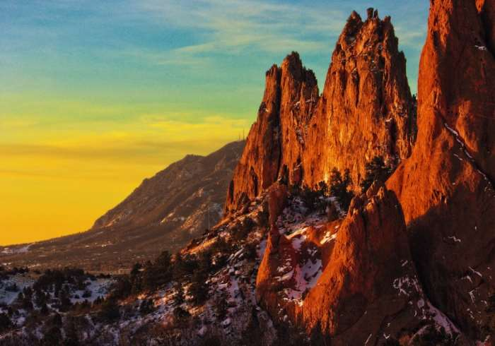 10 of the Strangest Rock Formation in the USA