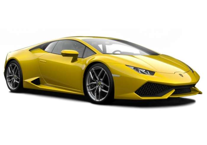 Lamborghini Huracan LP610-4 : The Gallardo Successor