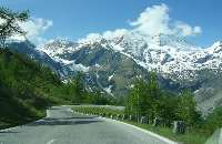 The Alpine Road