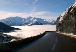 French Alps Driving