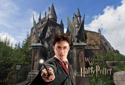 Universal Orlando Resort - Harry Potter