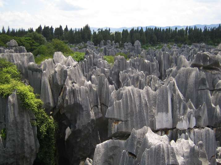 The Stone Forests, China