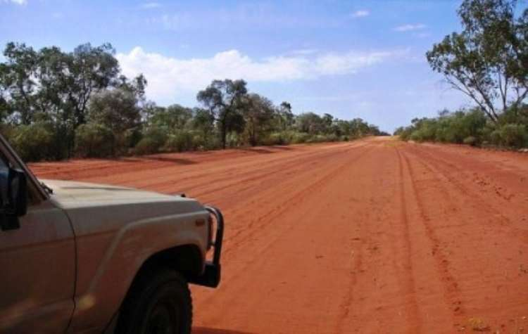 Australian Road Trip North to South: The Outback Experience