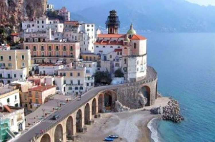 Blissful Road Trip on the Amalfi Coast