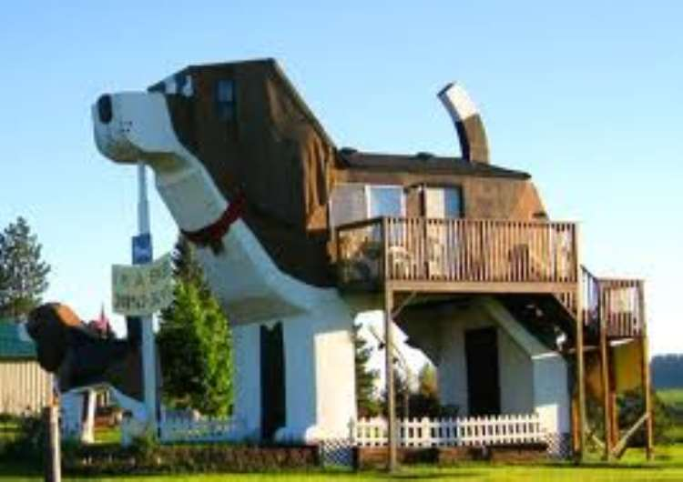Where to Find the Strangest Hotels in the World