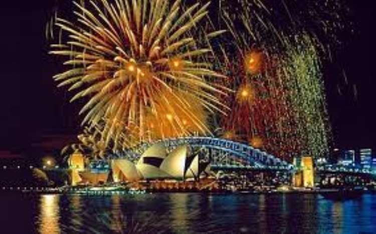 The Best Places To Be on New Year's Eve