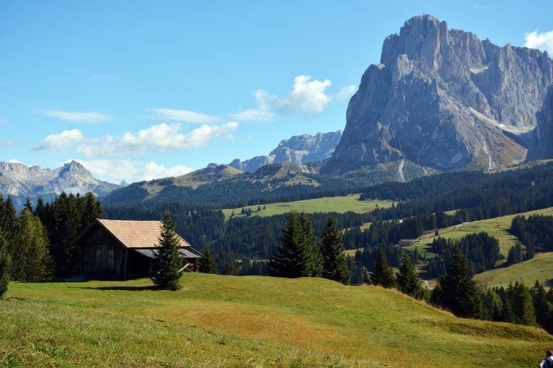 The Dolomites Italy One Of The Most Beautiful Mountain